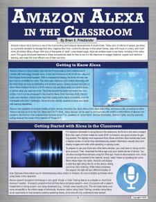 Amazon Alexa in the Classroom