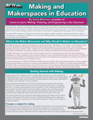 Making and Makerspaces in Education