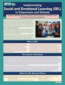 Implementing Social and Emotional Learning (SEL) in Classrooms and Schools (ISEL)