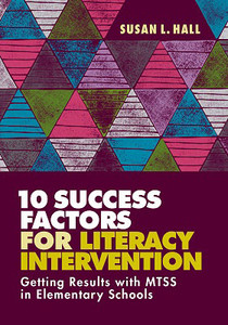 10 Success Factors for Literacy Intervention