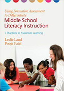 Using Formative Assessment to Differentiate Middle School Literacy