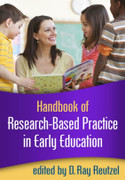 Handbook of Research-Based Practice in Early Education