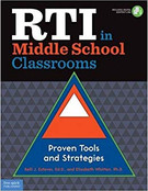 RTI in Middle School Classrooms: