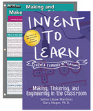 SPECIAL OFFER: Invent to Learn: Making, Tinkering and Inventing in the Classroom + Free Guide