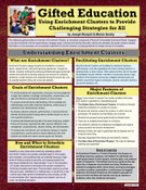 Confratute Special! Gifted Education: Using Enrichment Clusters