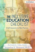 The Inclusive Education Checklist, A Self-Assessment of Best Practices (2nd Edition)
