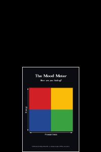 Mood Meter Magnet PreK-2