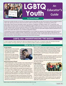 LGBTQ Youth: An Educator's Guide