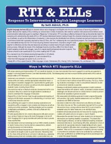RTI & ELLs