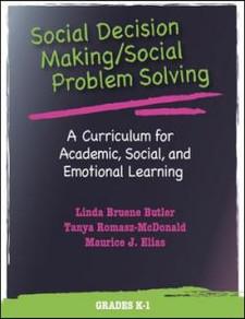 Social Decision Making/Social Problem Solving, K-1