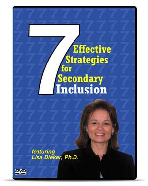 Effective Strategies Secondary Inclusion