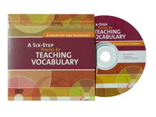 A Six-Step Process for Teaching Vocabulary