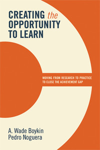 Creating the Opportunity to Learn: