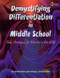 Demystifying Differentiation in Middle School: