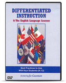 Differentiated Instruction and the English Language Learner: Best Practices to Use with Your Students