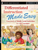 Differentiated Instruction Made Easy: