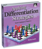 Applying Differentiation Strategies: Teacher's Handbook Grades K-2