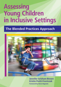 Assessing Young Children in Inclusive Settings: The Blended Practices Approach