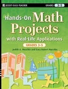 Hands-On Math Projects with Real-Life Applications (Grades 3-5)