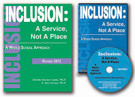 Inclusion, A Service, Not a Place: A Whole School Approach (Set)