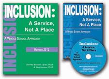 Inclusion, A Service, Not a Place: A Whole School Approach (Set)