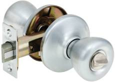 Kwikset 300T Privacy Dull Chrome