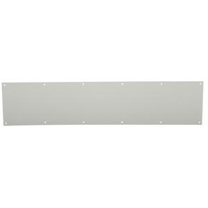 Ives 8400 Metal Kick Plates, Mop & Stretcher Plates, Armor Plate
