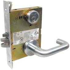 Schlage L9050 - Heavy Duty Mortise Lockset - Office Funtion