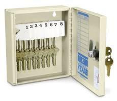 """6-5/8"""" X 5-3/4"""" X 2"""" key cabinet size"""