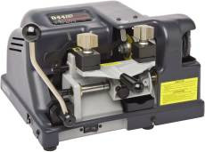 ILCO Part # 044HD-Particularly useful when multiple duplicates are needed. The semi-automatic design allows the operator to duplicate with speed and accuracy. The machine controlled cutting pressure provides for more consistent results, especially when several people routinely operate the same machine