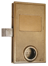 Single cylinder swinging gate lock Marks W3700