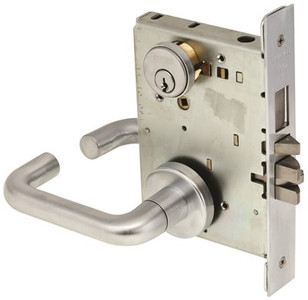 Schlage L9453 - Heavy Duty Mortise Lockset -Entrance With Deadbolt