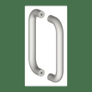 Hager 13E  Push / Pull handle Set US32D