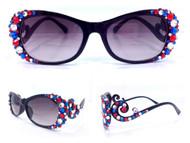 Baroque Glasses - U.S.A Special Edition