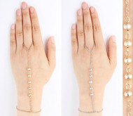 Sanding Ball Diva Hand Chain 229