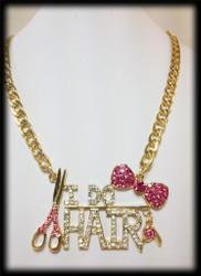 I Do Hair-Pink