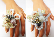 Pearl Bouquet Ring