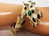 Serpent Stretch Bracelet
