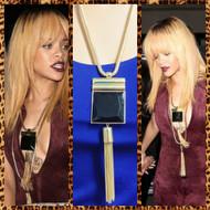 Riri Tassel Necklace