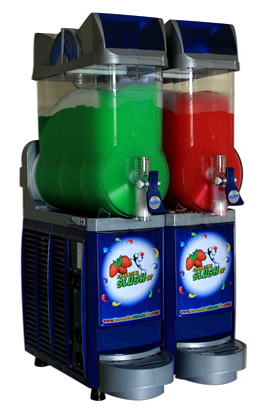 cab faby slush machine parts