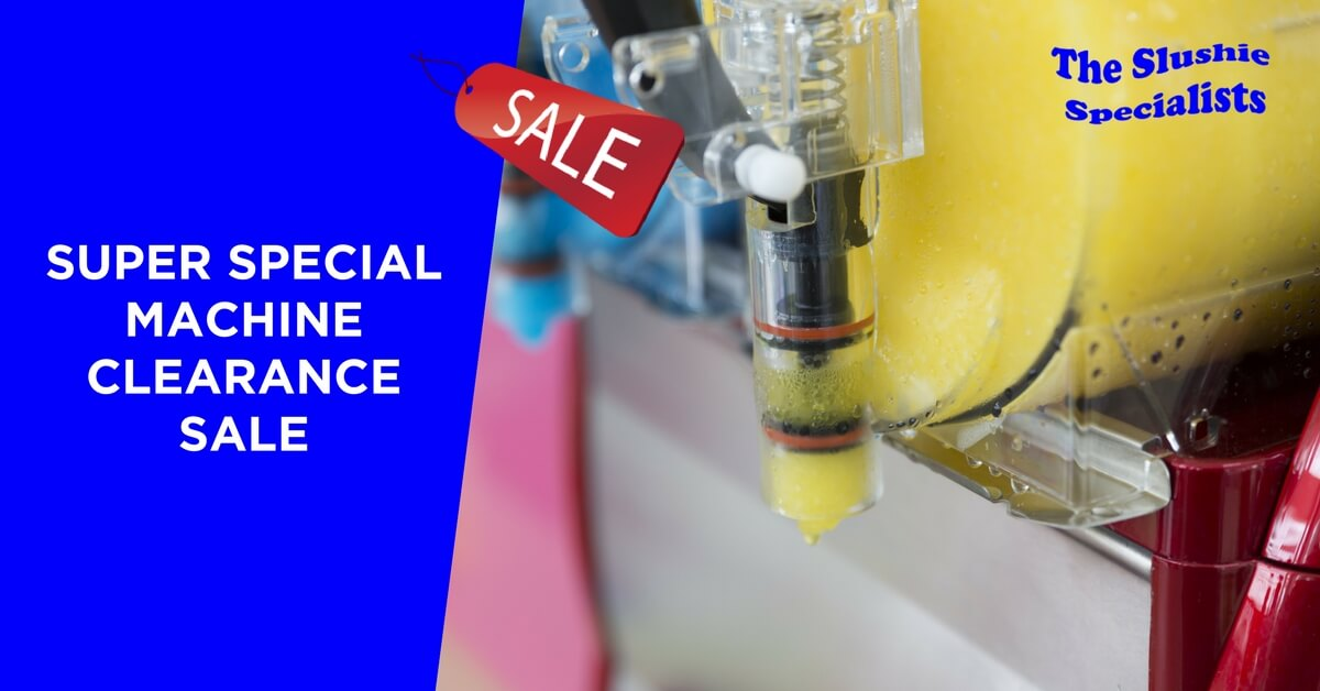Super Special Machine Clearance Sale