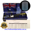 0-10% Refractometer Package