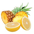 Fruchilla Natural 99% Fruit Juice - Pineapple Grapefruit