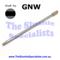 GBG Shaft Complete GNW - Rectangle tip