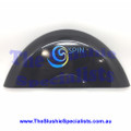 Spin Upper Arch Side Cover Black with Spin Decal - SL340001070