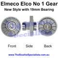 Elmeco Elco No 1 Gear - New Style with 19mm Bearing, R3392047
