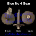 Elco No 4 Gear (Short)