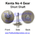 Kenta No 4 Gear Short Shaft