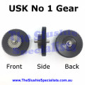 USK Gear Black No 1 - 1709-26