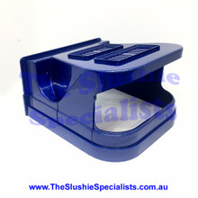 CAB Lid - Blue Front Shell Only F001BM